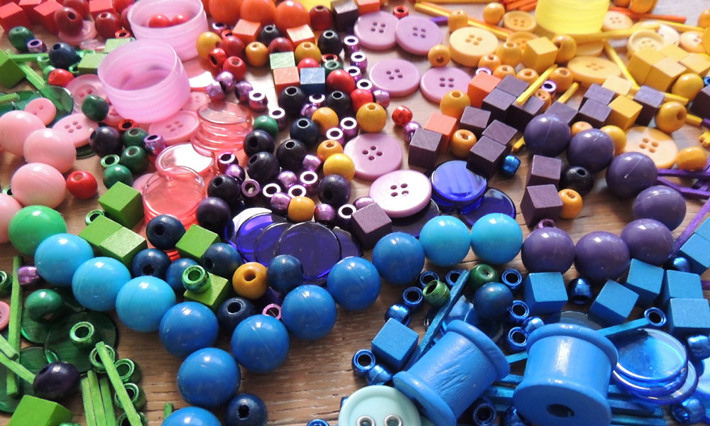 Loose parts preview