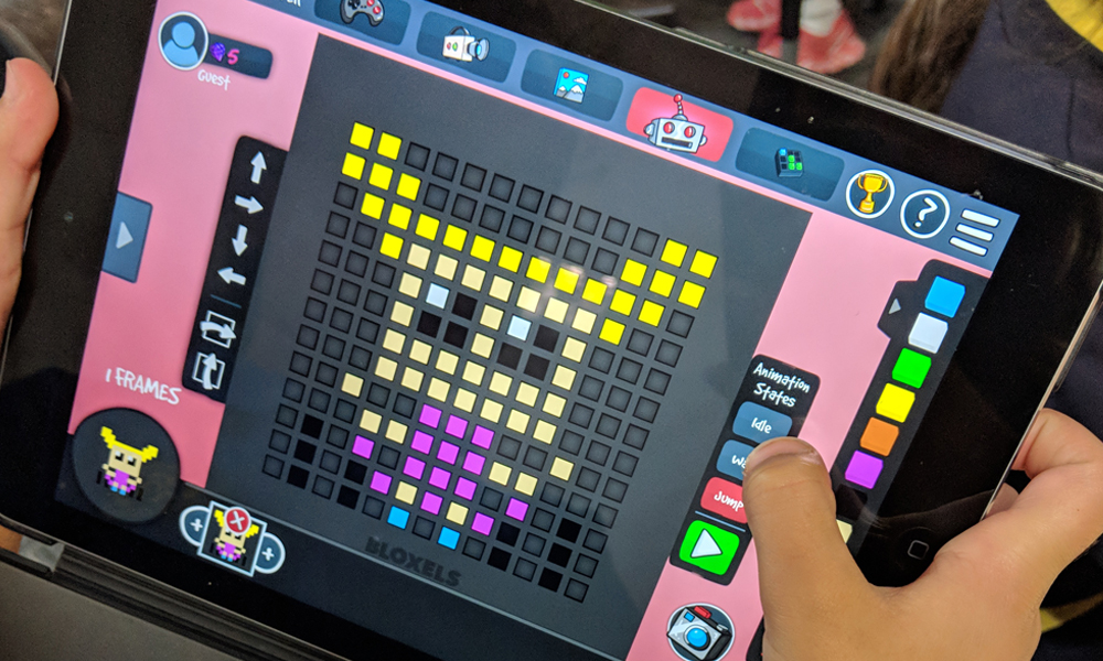 Bloxels Activity Ipad Featured Image