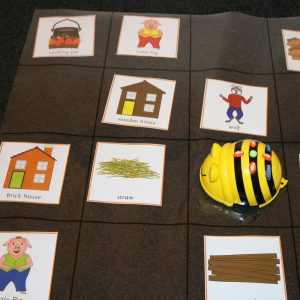 Beebot 3 Little Pigs Activity