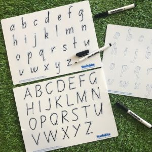 Alphabet Whiteboards Complete