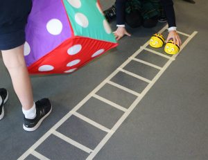 BeeBot Climb The Ladder Odds And Evens Activity