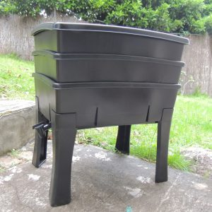 Worm Farm Containers Side View